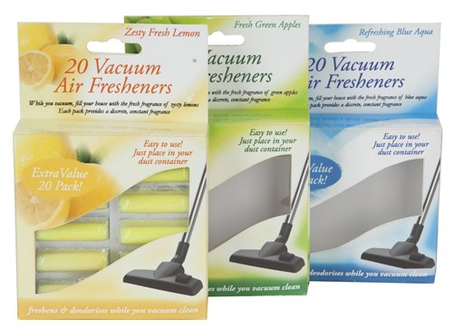 vacuum-cleaner-air fresheners