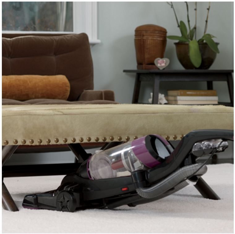 BISSELL 9595A Vacuum cleaner under furniture