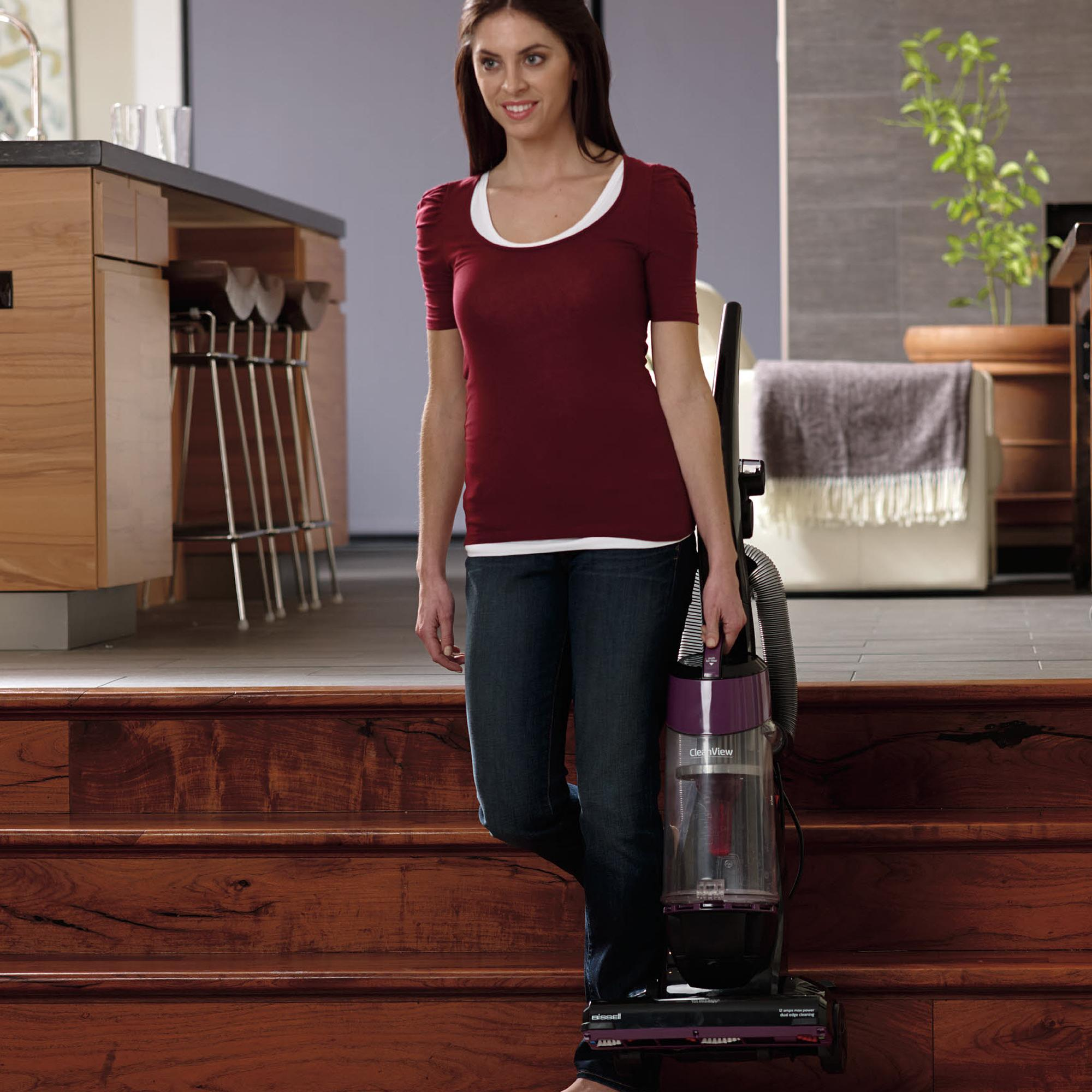 BISSELL 9595A upright Vacuum with OnePass