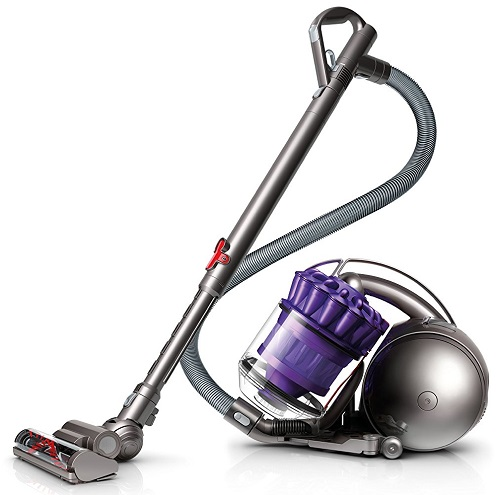 Dyson DC39 canister vacuum cleaner for pet owners