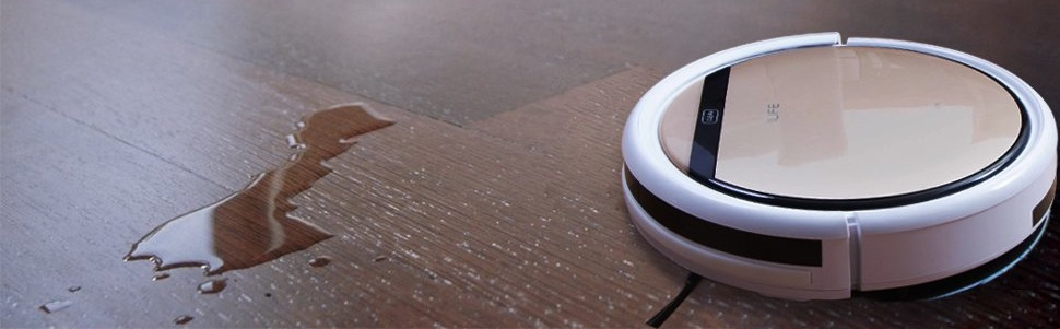ILIFE V5s Robot Vacuum Cleaner with Water mopping..