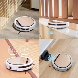 ILIFE V5s Robot Vacuum Cleaner with navigation