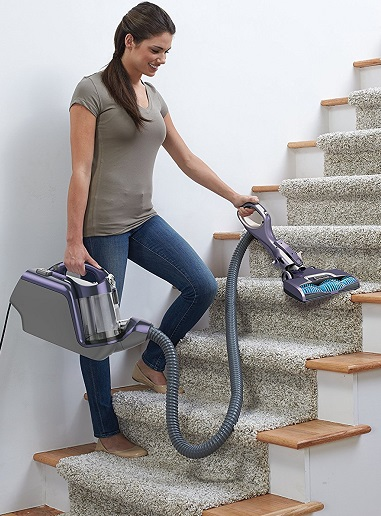 Shark Rotator Powered Lift-Away Canister vacuum