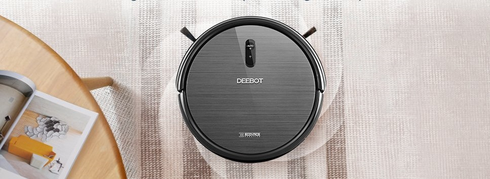 ECOVACS DEEBOT N79 Robot Vacuum strong suction