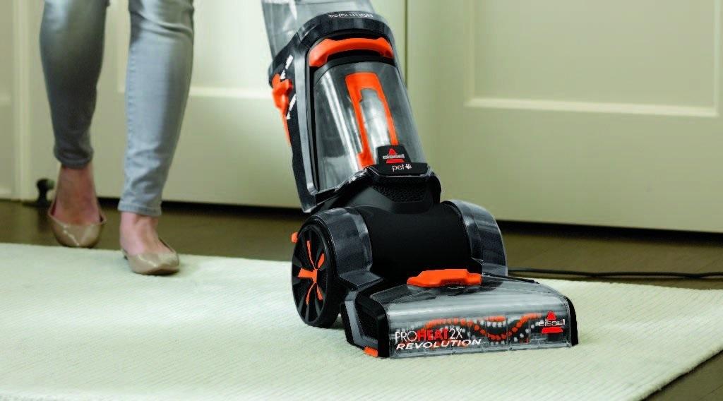 bissell proheat 2x revolution pet carpet cleaner