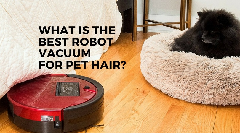 Robot Vacuum Cleaner For Pet Hair