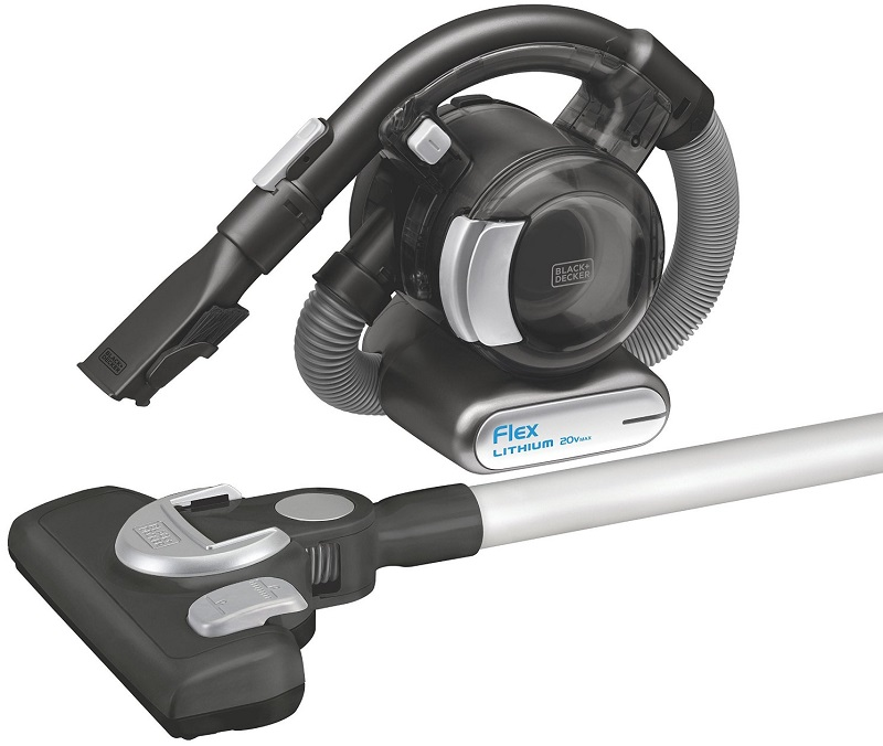Black-Decker-Handheld-Vacuum-Cleaner-and-accessories