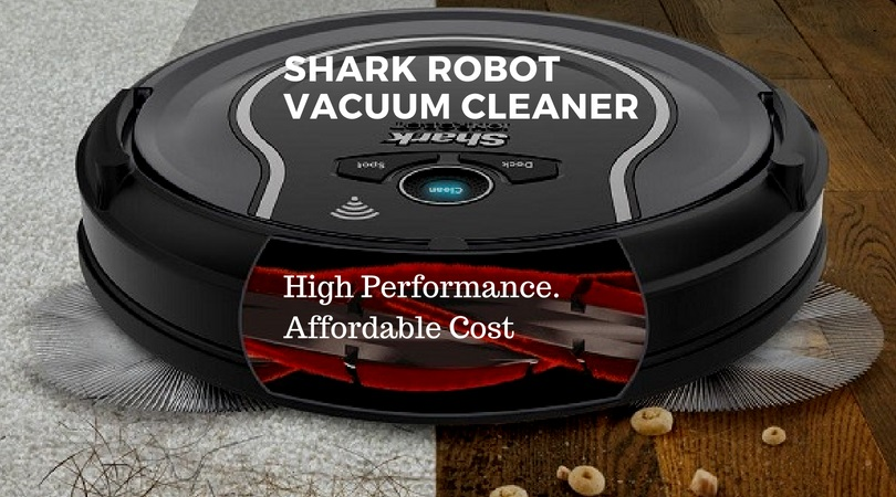 Shark Robot Vacuum Cleaner High Performance At An