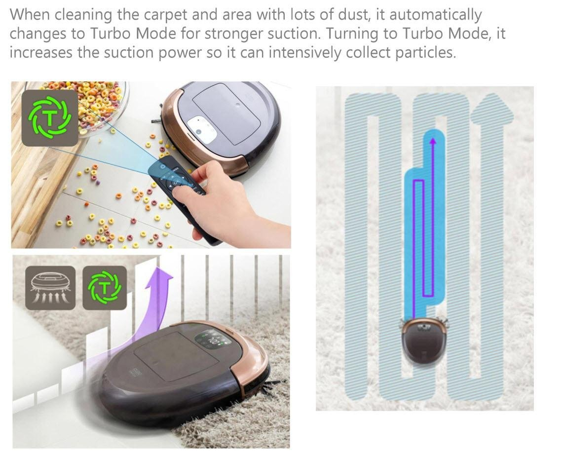 iClebo-Omega-Smart-Vacuum-Cleaner-&-Floor-Mopping-Robot-turbo-mode