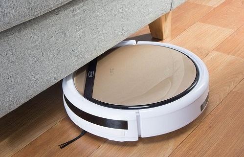 ILIFE-V5s-Robot-Vacuum-Cleaner-slim-design