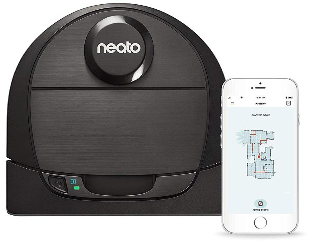Neato-D6-Robot-vacuum-cleaner