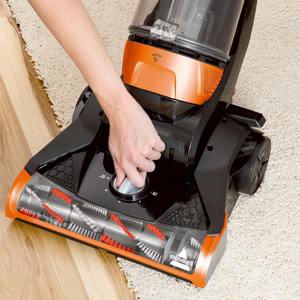 Bissell-Cleanview-Bagless-Upright-Vacuum-Cleaner
