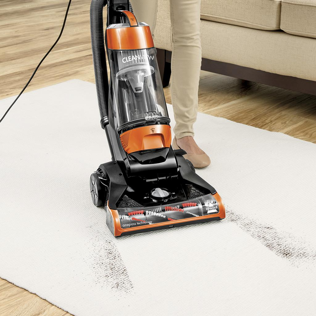 Bissell-Cleanview-Upright-Bagless-Vacuum-Cleaner