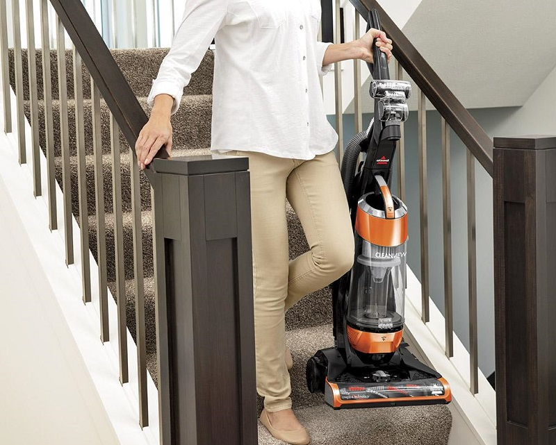 Bissell-Cleanview-Upright-Vacuum-Cleaner