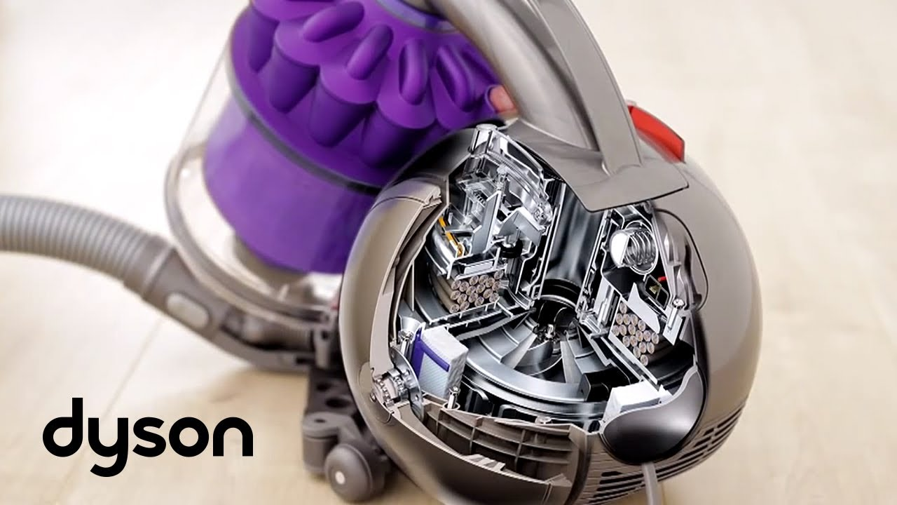 Dyson-DC39-Animal-bagless-canister-vacuum