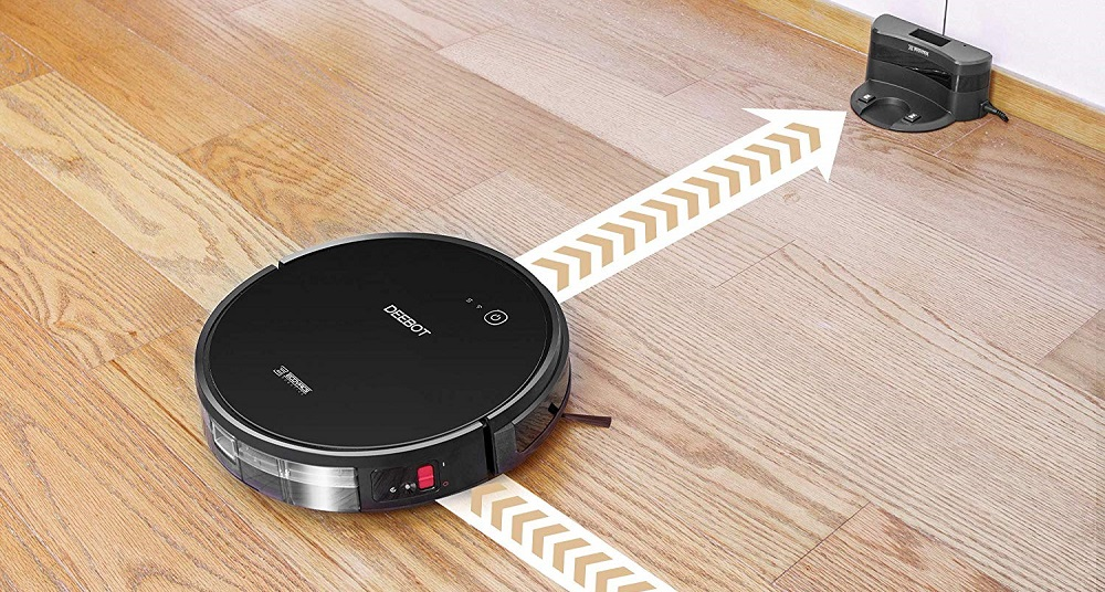 EcoVacs-Deebot-601-Robot-Self-Charging
