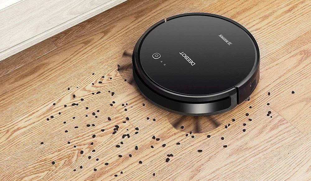 EcoVacs-Deebot-601-Robot-Vacuum