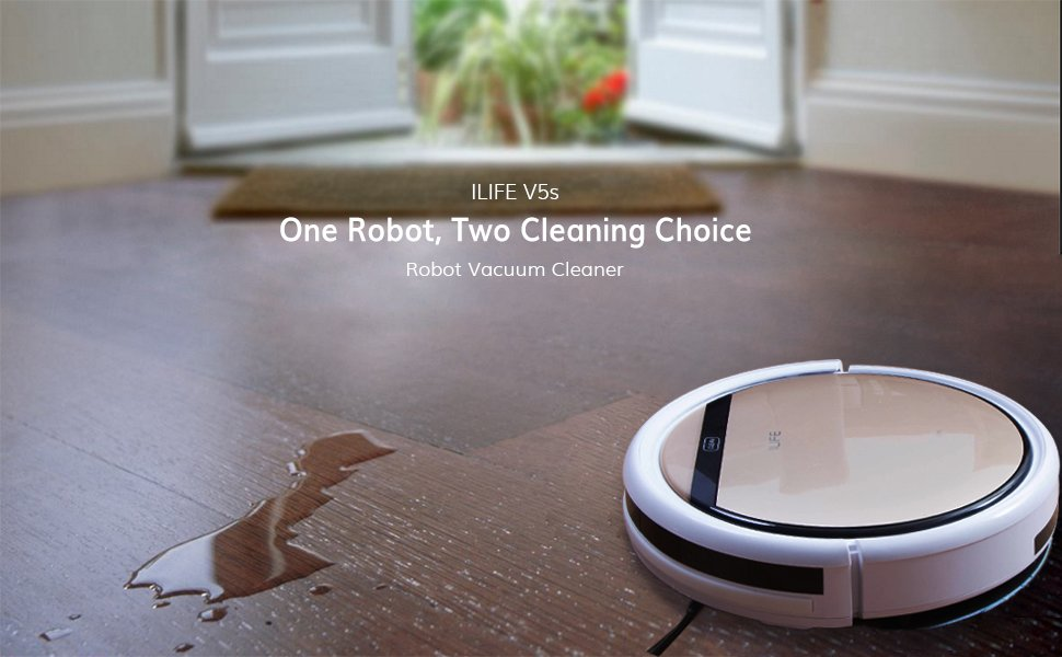 ILIFE-V5s-Vacuum-Cleaner-with-Water-mopping