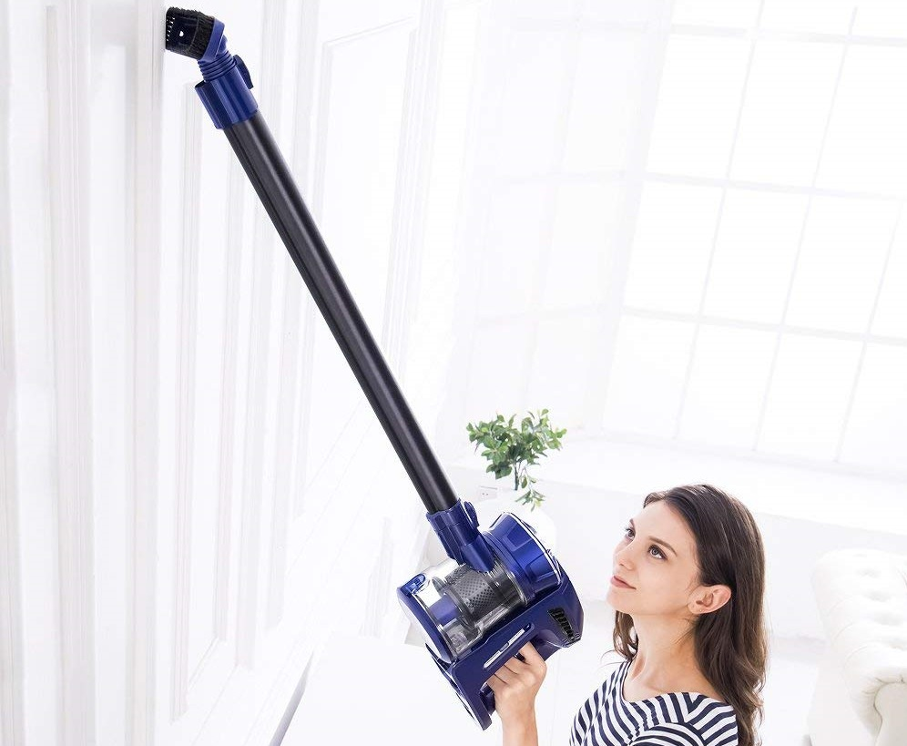 PUPPYOO-536-Cordless-Vacuum-Cleaning