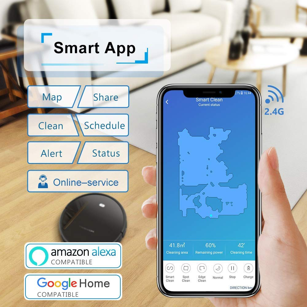 Tesvor-Robot-Vacuum-Cleaner-for-Alexa-Connectivity-smart-app