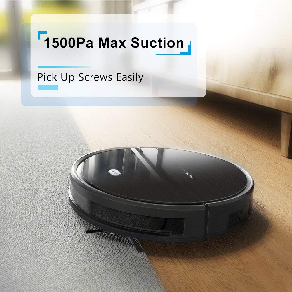 Tesvor-Robot-Vacuum-Cleaner-suction-power