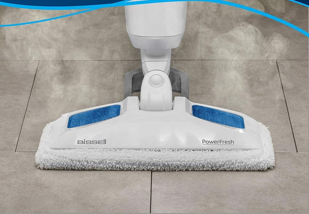 BISSELL-PowerFresh-Steam Mop-Floor-Steamer