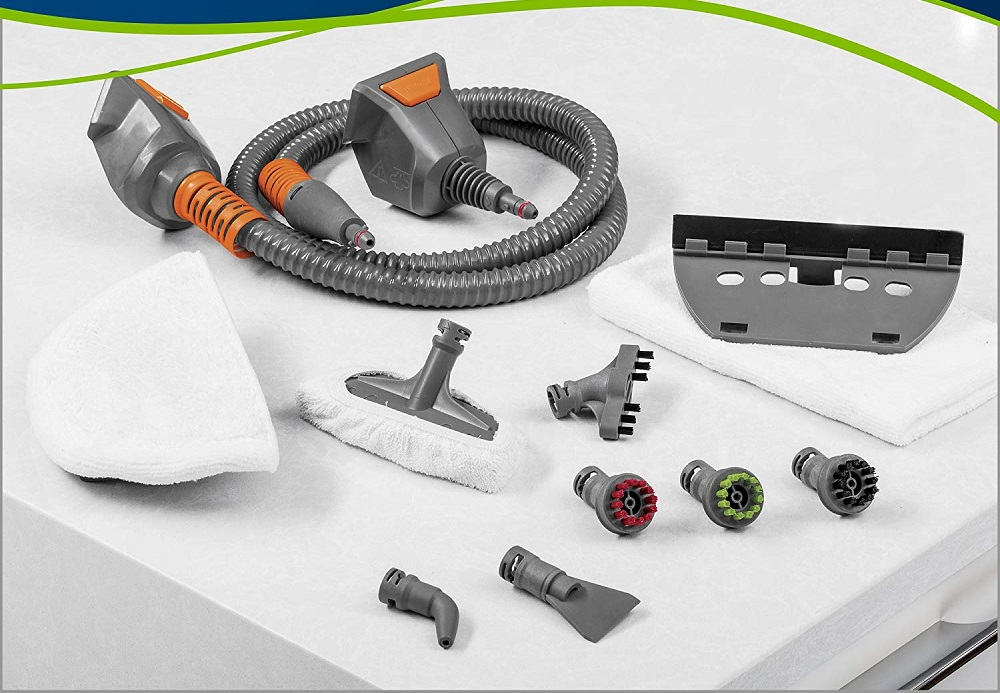 Bissell-PowerFresh-Lift-Off-Pet-Steamer-Floor Cleaner-1544A-accessories