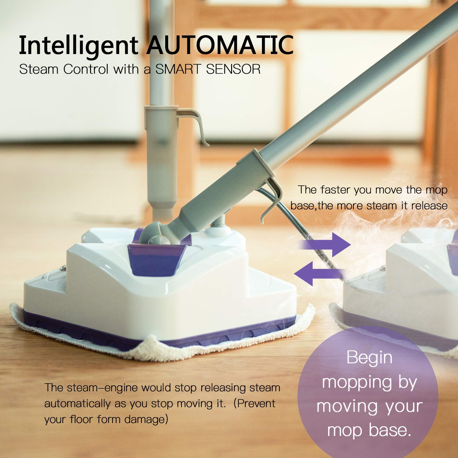 Light-N-Easy-Steam-Mop-for-Floor-Cleaning-With-Auto-Steam-Control