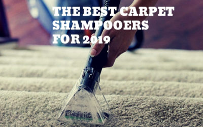 The Best Carpet Shampooers 2019: Find The Perfect Carpet Cleaner for You
