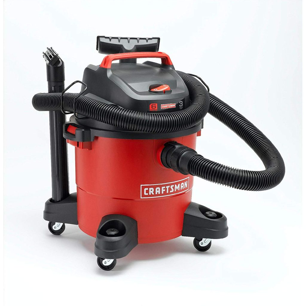 Craftsman-12004-6-Gallon-3-Peak-HP-Wet-Dry-Vac