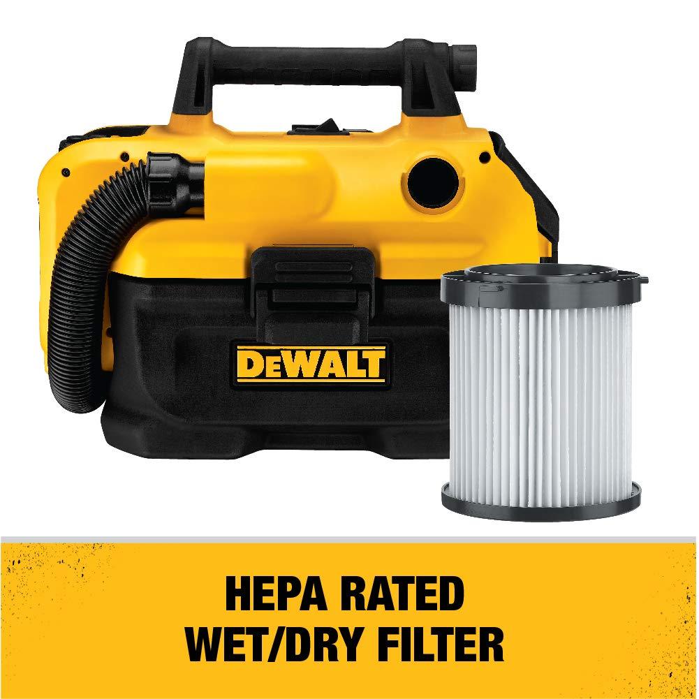 Dewalt-DCV580H-18-20V-MAX-Cordless-Wet-Dry-Vacuum-Cleaner