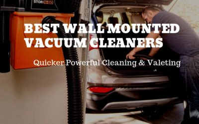 Best Wall Mounted Vacuum Cleaners 2019