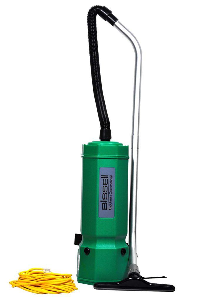 Bissell-BigGreen-Commercial-BG1001-High-Filtration-Backpack-Vacuum-Cleaner