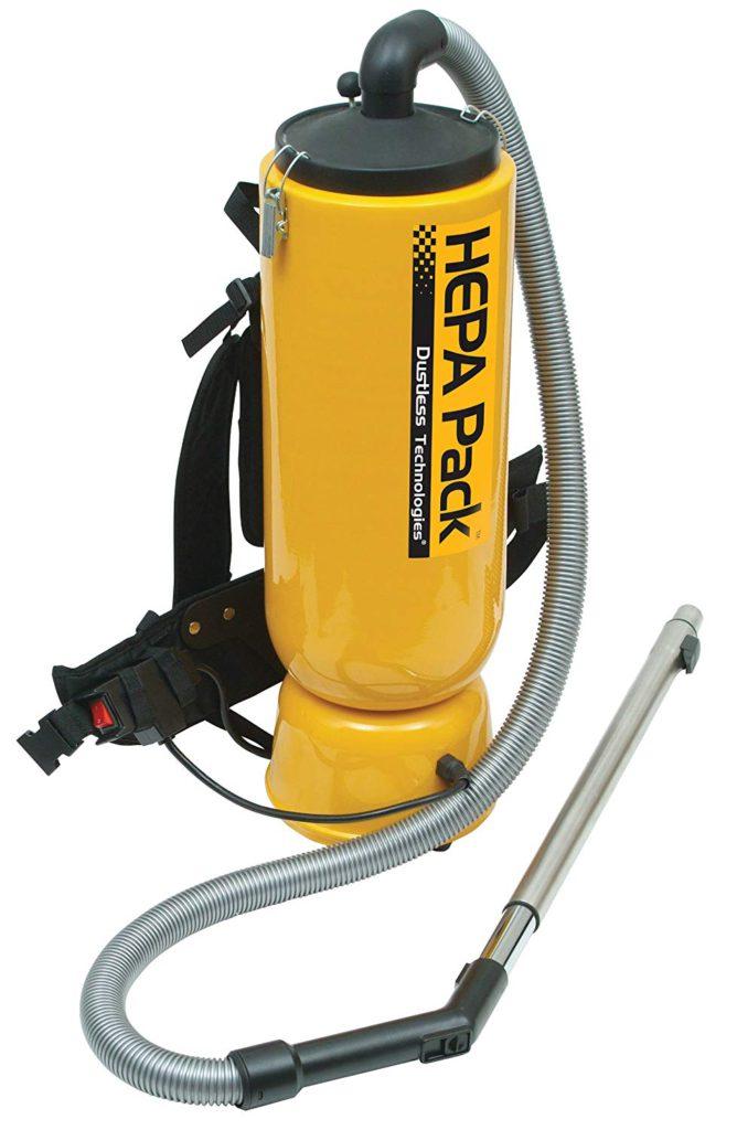 Dustless-Technologies-HEPA-Backpack-Vacuum-Cleaner