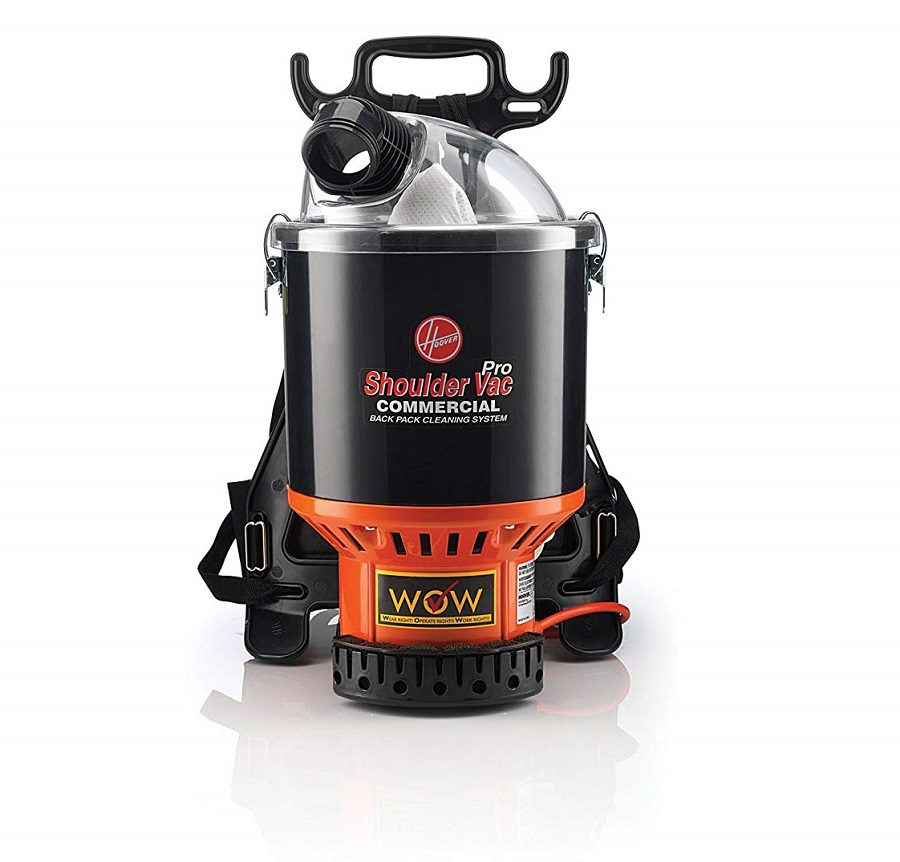 Hoover-C2401-Commercial-Lightweight-Backpack-Vacuum-Cleaner