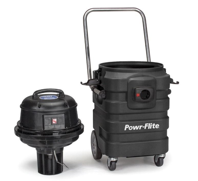 Powr-Flite-PF54-Wet-Dry-Vacuum-Cleaner-with-Polyethylene-Tank