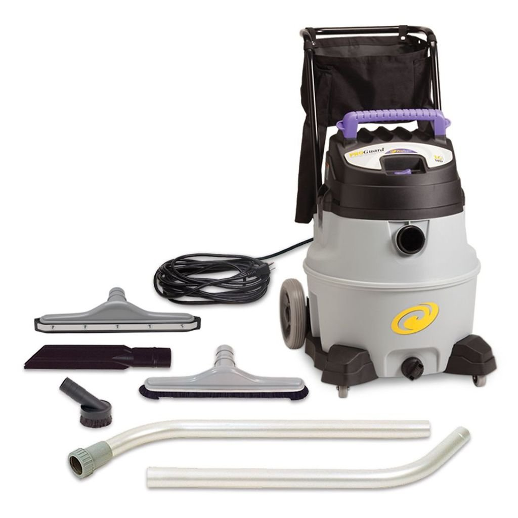 ProTeam-ProGuard-16 MD-16-Gallon-Commercial-Wet-Dry-Vacuum-Cleaner