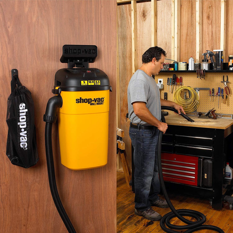 какой пылесос лучше для гаража