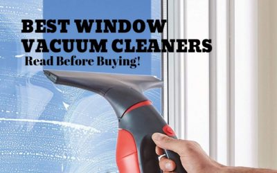 Best Window Vac for 2019: Reviews and Buyer's Guide