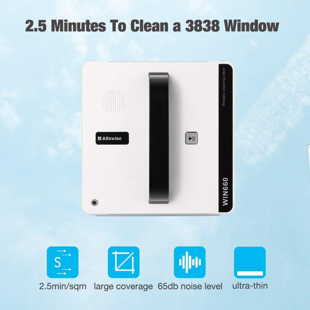Alfawise-WIN660-Window-Cleaning-Robot-Magnetic-Vacuum-Robot-Smart-Window-Cleaner