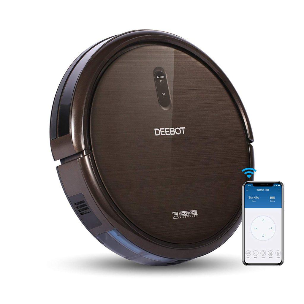 ECOVACS-DEEBOT-N79S-Self-Charging-Robot-Vacuum-Cleaner