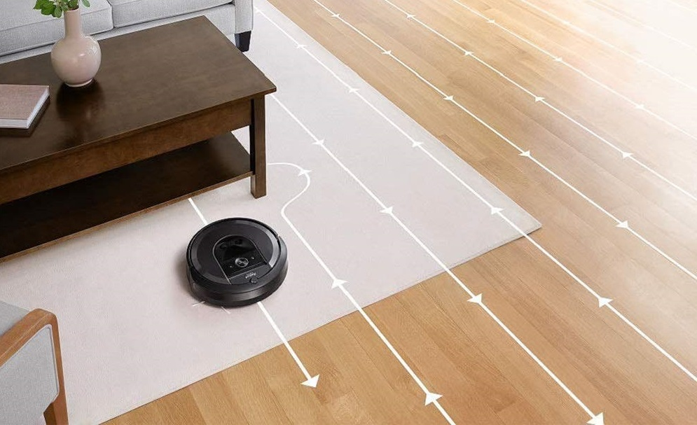 iRobot-Roomba-i7+(7550)-Robot-Vacuum-Wi-Fi-Connected