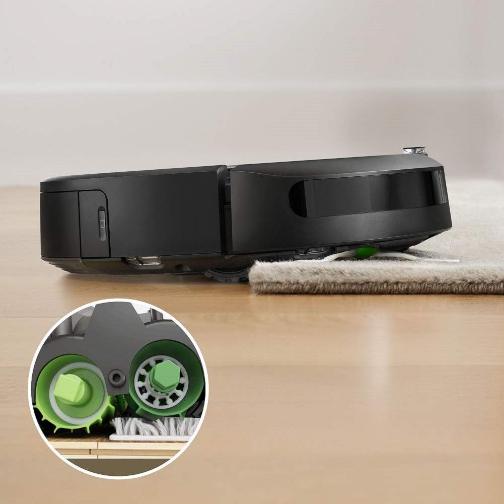 iRobot-Roomba-i7+(7550)-Robot-Vacuum-with-Automatic-Dirt-Disposal-Multi-Floor-Cleaning