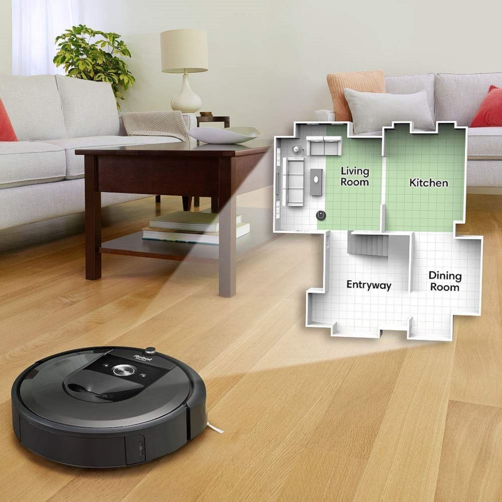 iRobot-Roomba-i7+(7550)-Robot-Vacuum-with-Smart-Mapping