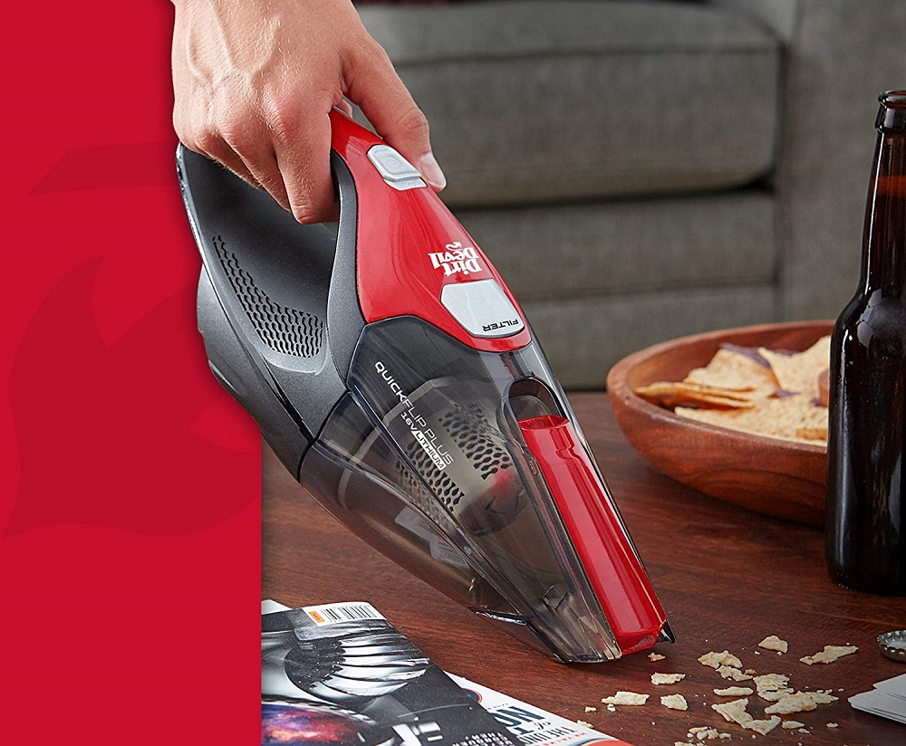 Dirt-Devil-Plus-16V-Quick-Flip-Pro-Cordless-16-Volt-Lithium-Ion-Bagless-Hand-Vacuum