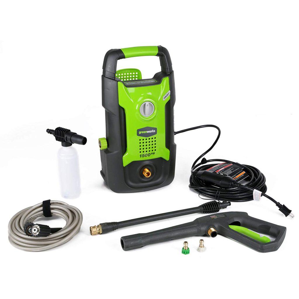Greenworks-1500-PSI-13-Amp-1.2-GPM-Pressure-Washer-GPW1501