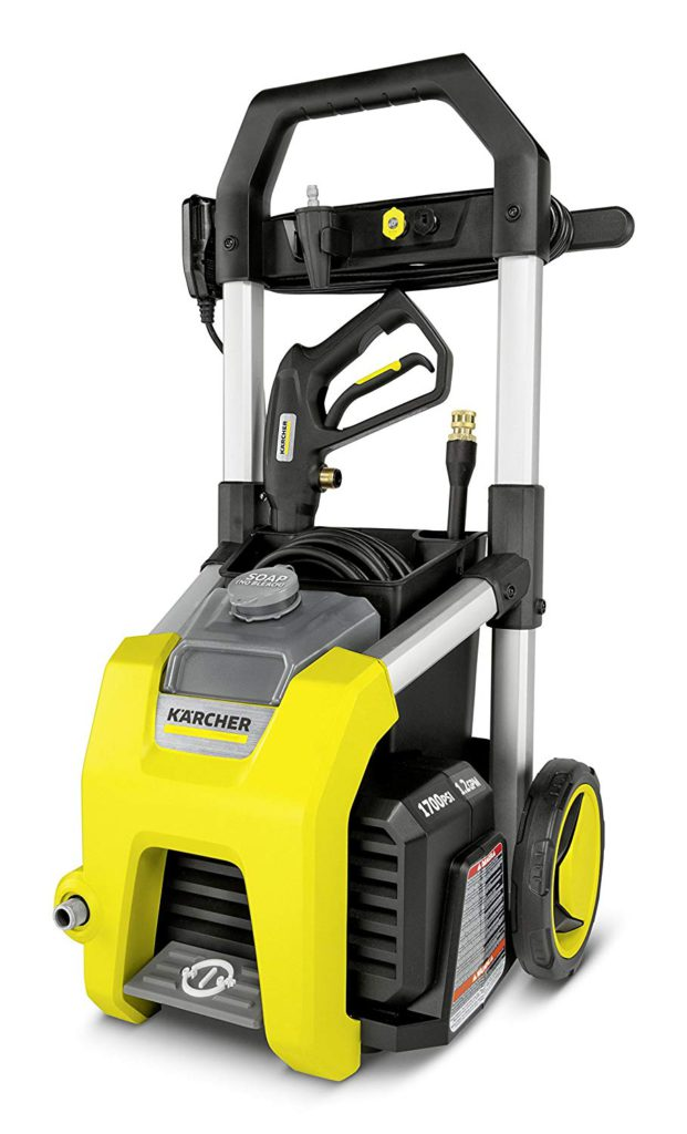 Karche- K1700-Electric-Power-Pressure-Washer-1700-PSI-TruPressure-3-Year-Warranty-Turbo-Nozzle-Included