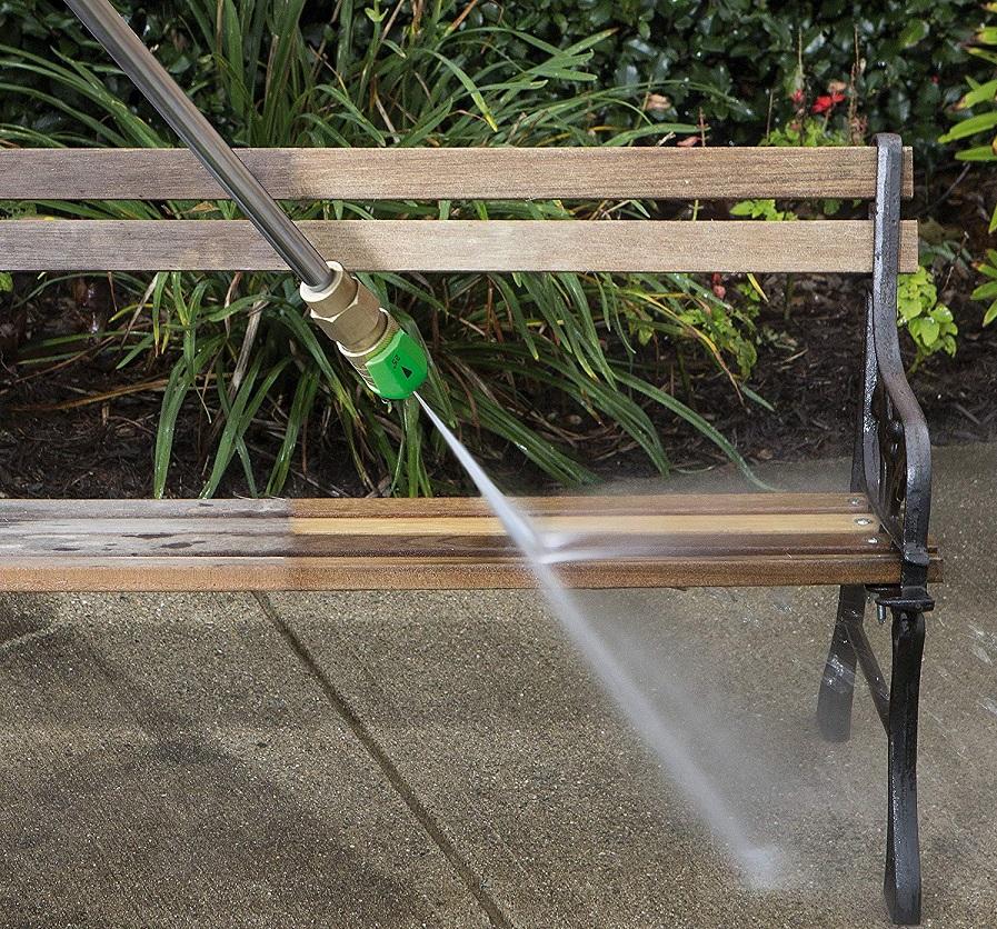 Sun-Joe-SPX3000-Pressure-Washer-bench