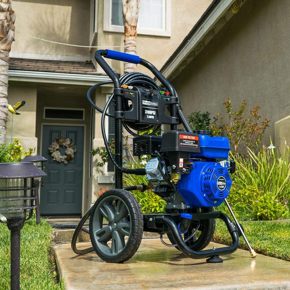 Duromax-XP3100PWT-Gas-Powered-Pressure-Washer-3