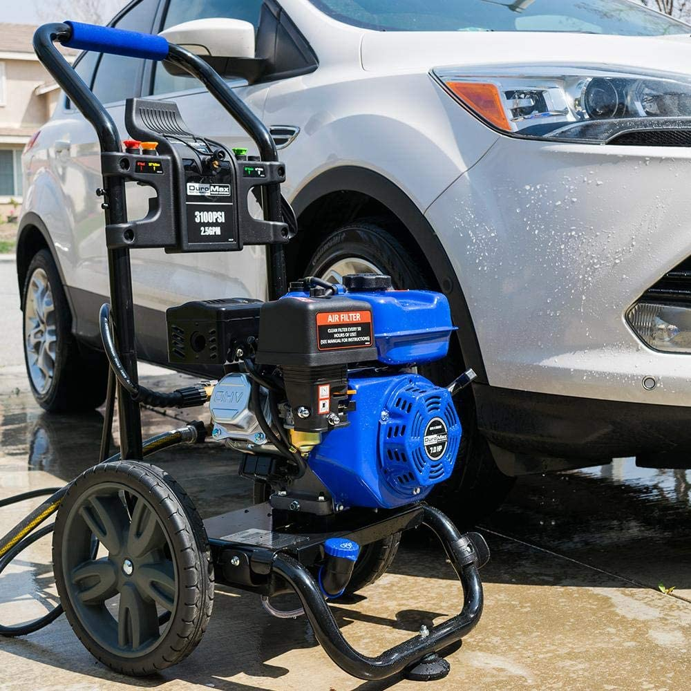 Duromax-XP3100PWT-Gas-Powered-Pressure-Washer-4